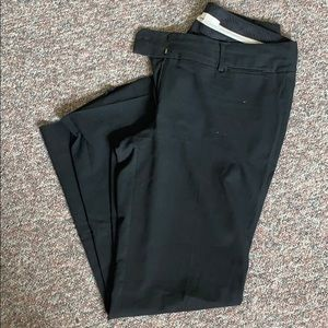LOFT Pants & Jumpsuits - Black dress pants loft
